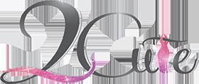 2 cute logo