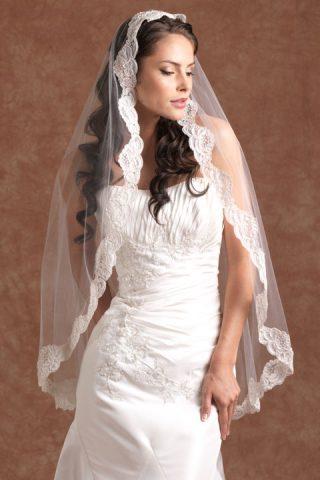 woman in wedding dress from edward berger