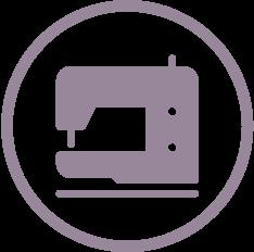 henrys alterations logo button