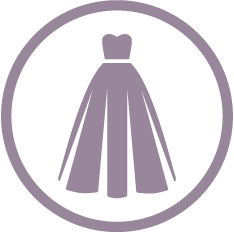 henrys dress logo button